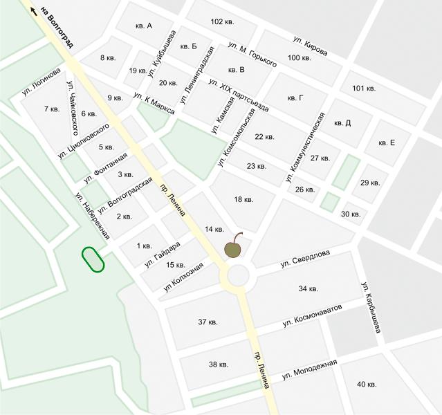 VERANDA cafe на карте